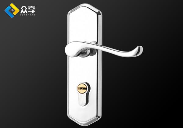 小象一体式门锁
