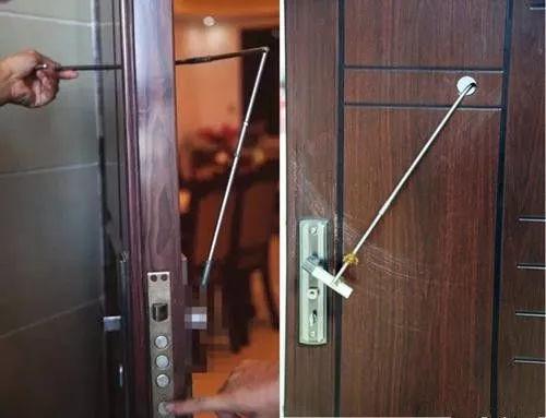 居家安全丨这8种防盗神器,让小偷哭着回家