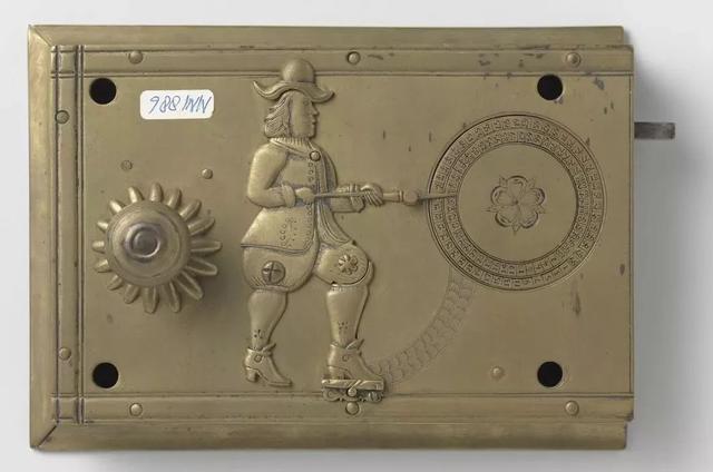 """众享智能锁:早在340年前就有""""智能锁""""了……"""